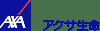 アクサ生命ロゴ