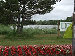 三重湖公園キャンプ場