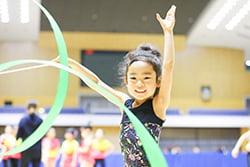 習い事|札幌MEG.RGクラブ(新体操)